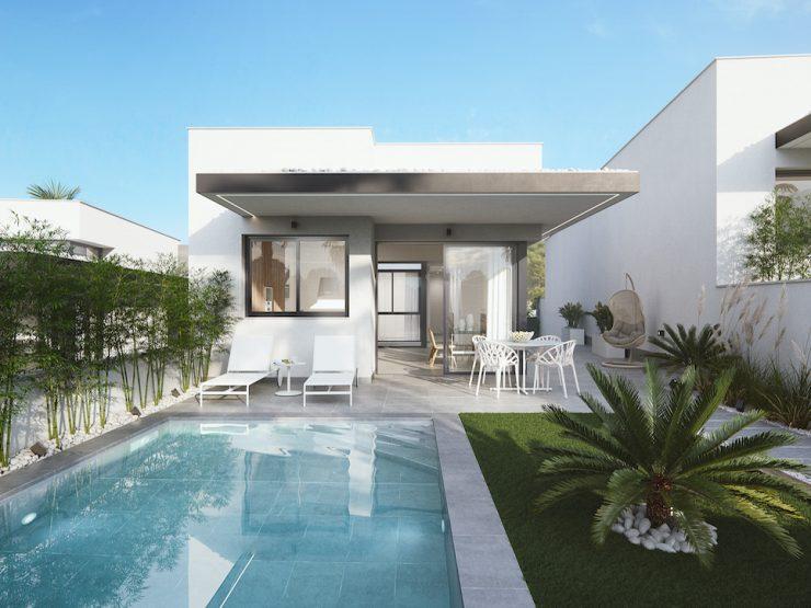 Luxury villa in Villamartin-San Miguel de Salinas, Costa Blanca South, Alicante, Spain