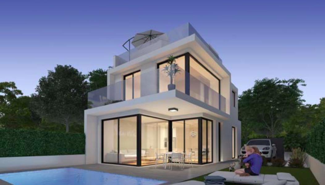 Maison à Villamartin, Costa Blanca Sud, Alicante – Villa in Villamartin
