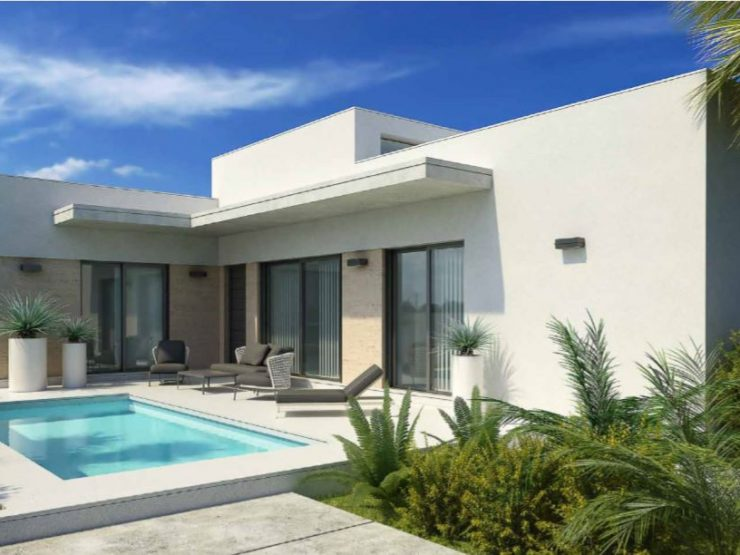 Semi-detached villa in Daya Nueva, Costa Blanca South, Alicante