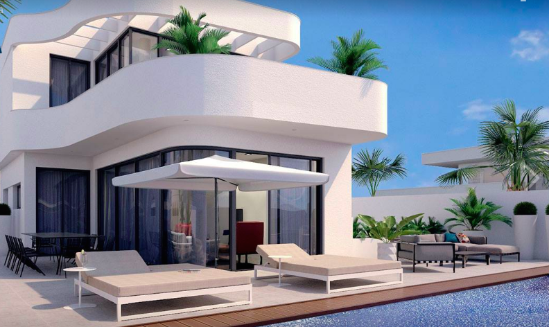 Luxury Villa in La Marina, Costa Blanca South, Alicante