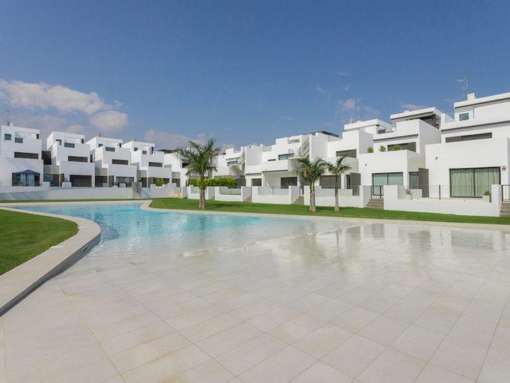Appartement rez de chaussée à Pilar de la Horadada, Costa Blanca Sud, Alicante