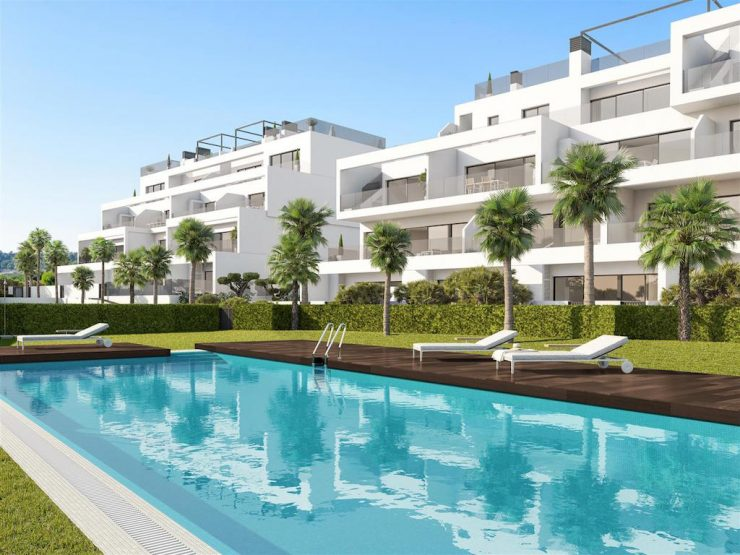 Luxury apartment in Lomas de Campoamor, Costa Blanca South, Alicante