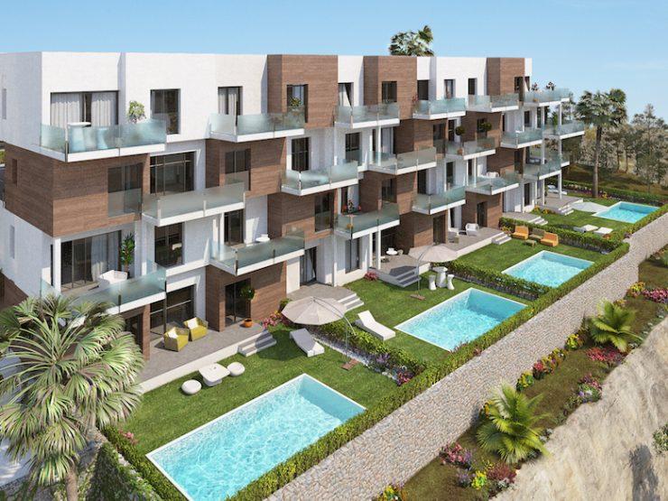 Appartement rez de chaussée à Lomas de Campoamor, Costa Blanca Sud, Alicante