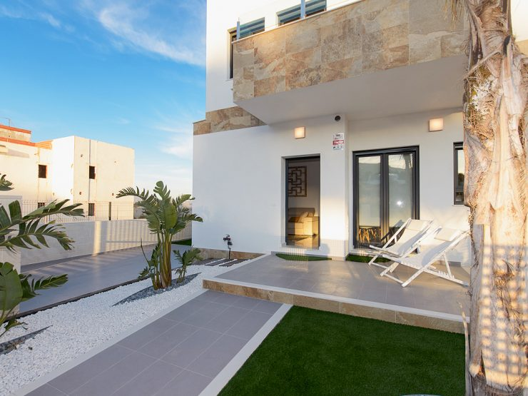Townhouse in Polop, Costa Blanca North, Alicante