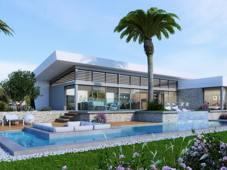 Luxury Villa in Lomas de Campoamor, Costa Blanca South, Alicante
