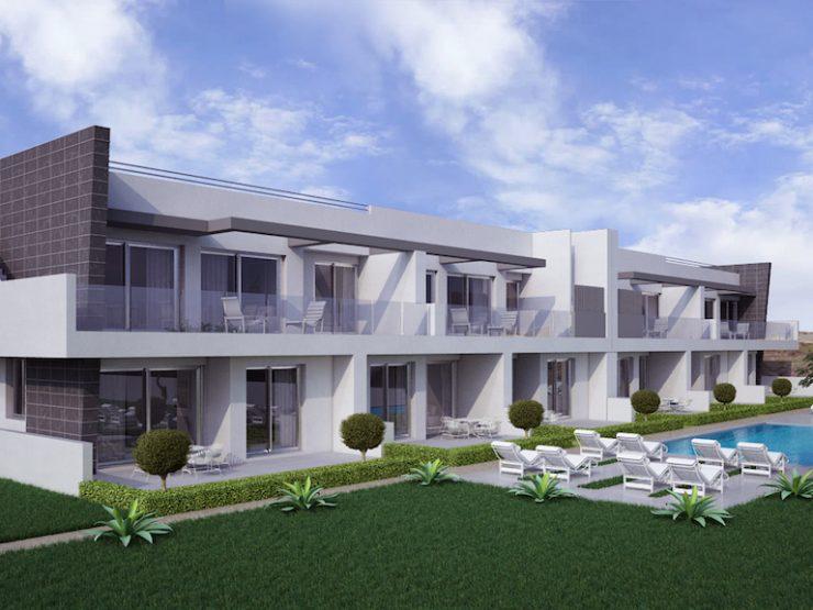 Top floor apartment in Gran Alacant, Costa Blanca South, Alicante