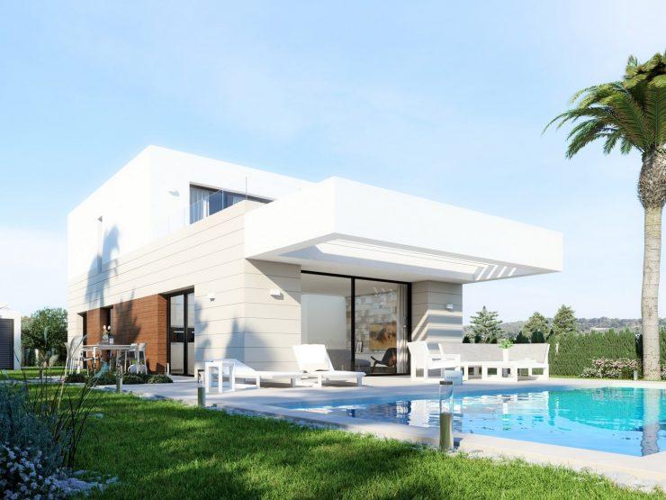 Luxury Villa in Los Montesinos, Costa Blanca South, Alicante