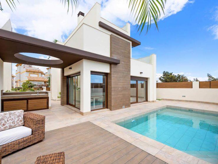 Villa in Los Montesinos, Costa Blanca South, Alicante