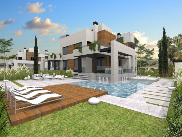 Luxury villa in Torrevieja, Costa Blanca South, Alicante