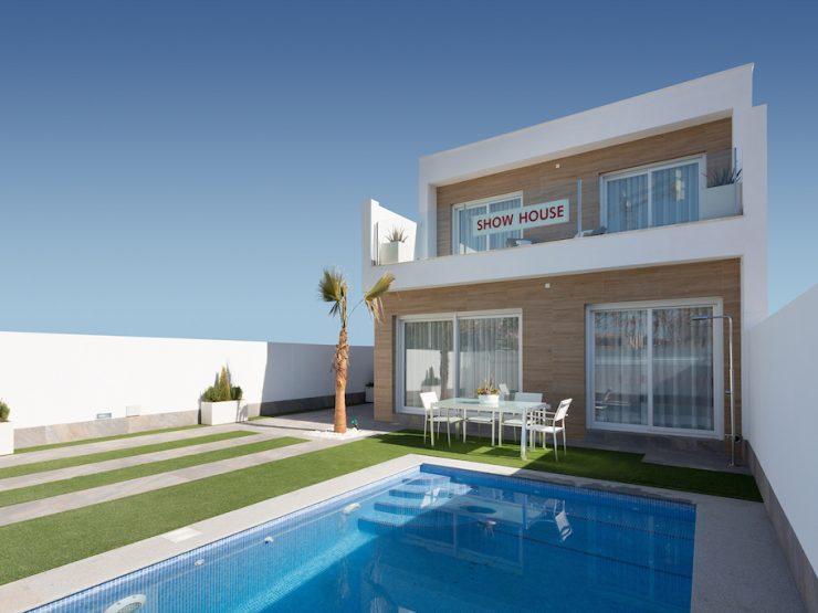 Villa in San Pedro del Pinatar, Costa Calida, Murcia