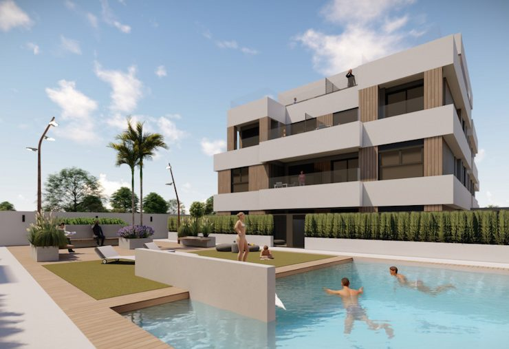 Apartment in San Javier, Costa Calida, Murcia