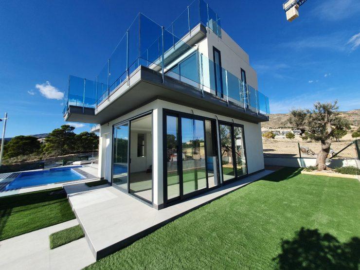 Villa in Benidorm-Finestrat, Costa Blanca North, Alicante
