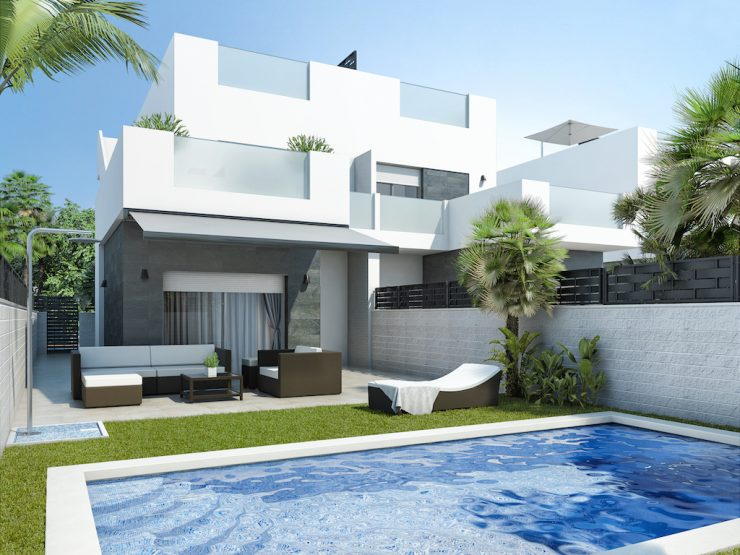 Villa in Ciudad Quesada, Costa Blanca South, Alicante
