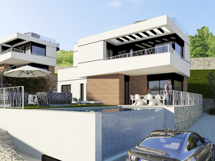 Luxury Villa en Benidorm-Finestrat, Costa Blanca North, Alicante