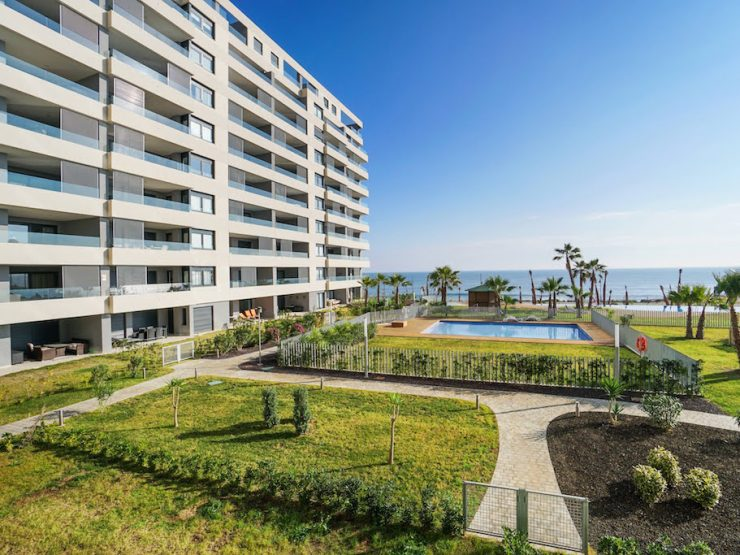 Luxury Penthouse in Punta Prima, Costa Blanca South, Alicante
