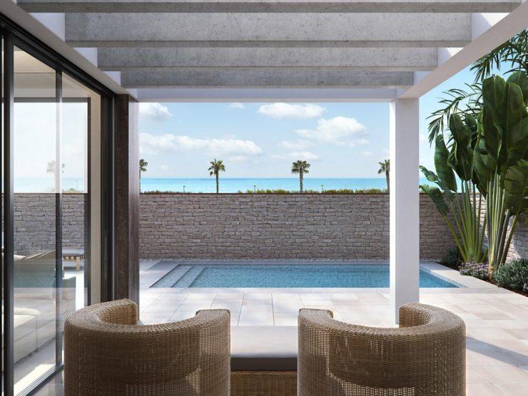 Maison de luxe à Pilar de la Horadada, Costa Blanca Sud, Alicante