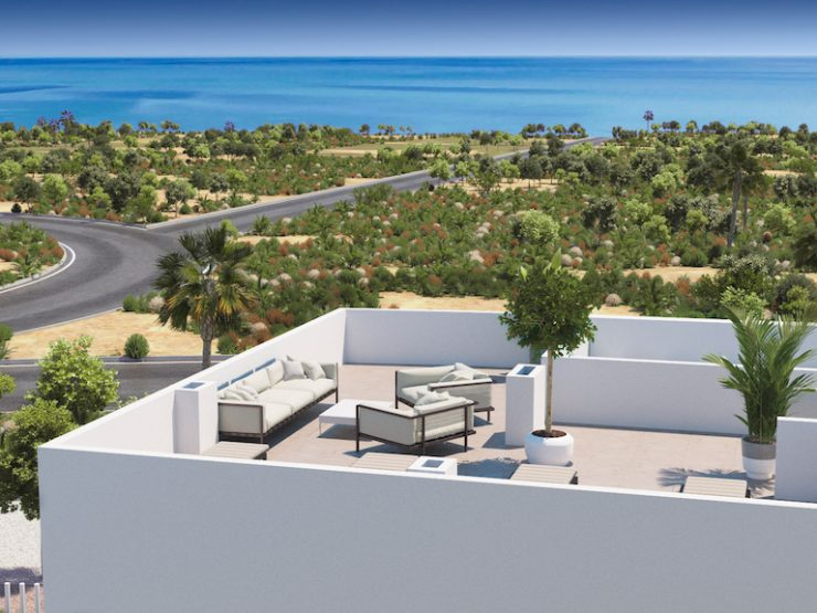 Luxury Penthouse in Guardamar del Segura, Costa Blanca South, Alicante