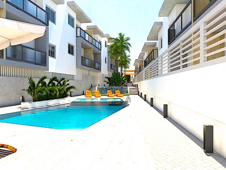 Apartamento en planta baja en Benijofar, Costa Blanca Sur, Alicante