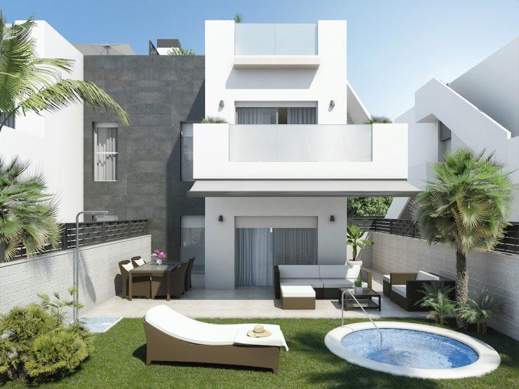 Appartement en rez de chaussée à Ciudad Quesada, Alicante