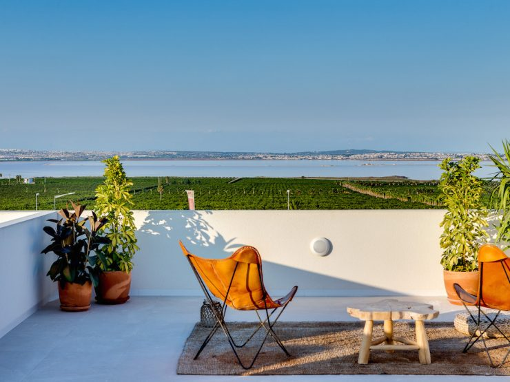 Top floor apartment in Torrevieja, Costa Blanca South, Alicante