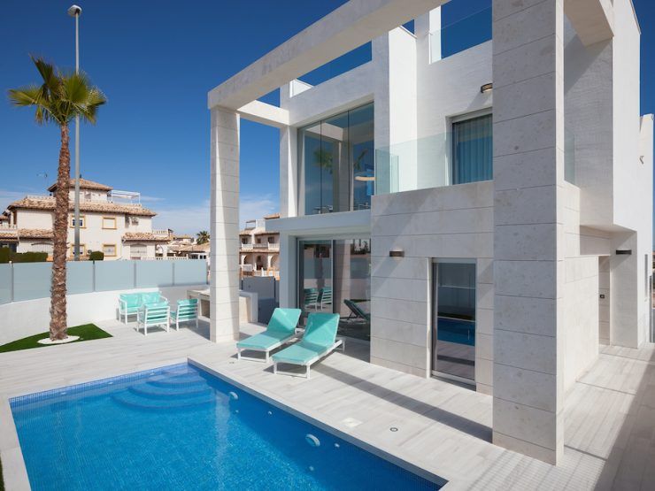 Villa in Campoamor, Costa Blanca South, Alicante