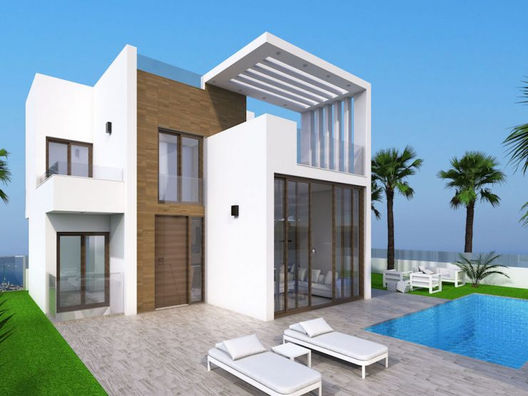 Villa in Torrevieja, Costa Blanca South, Alicante