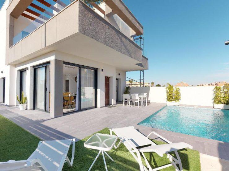 Villa in Los Montesinos, Costa Blanca South, Alicante, Spain