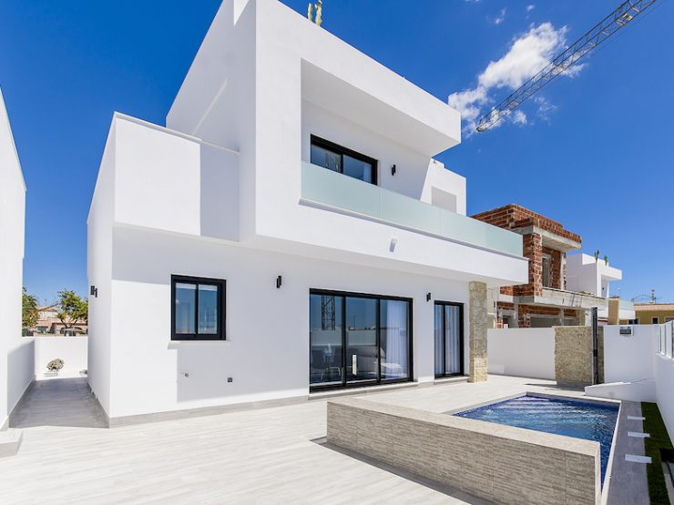 Villa in Los Montesinos, Costa Blanca South, Alicante