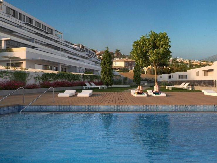 Apartment in Benidorm-Finestrat, Costa Blanca North, Alicante