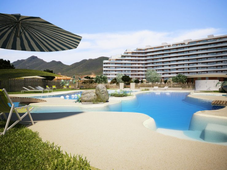 Apartment in La Manga del Mar Menor, Costa Calida, Murcia