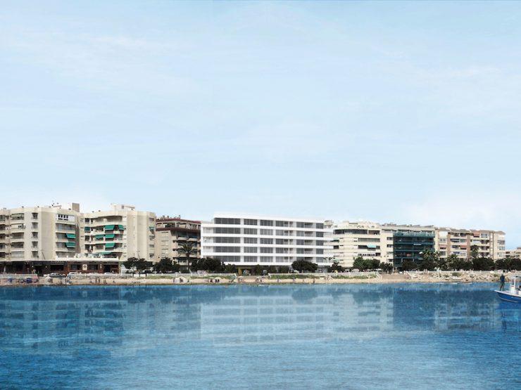 Penthouse de Luxe à Torrevieja, Costa Blanca Sud, Alicante