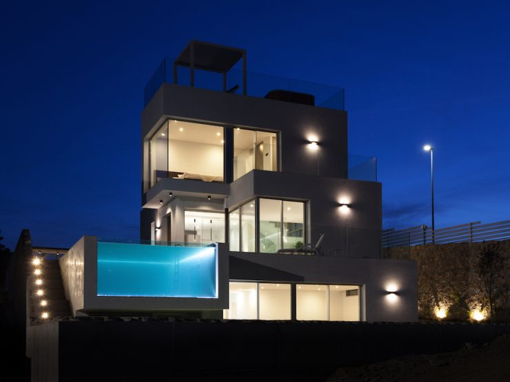Villa in Finestrat, Costa Blanca North, Alicante