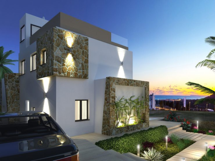 Luxury Villa in Benidorm-Finestrat, Costa Blanca North, Alicante