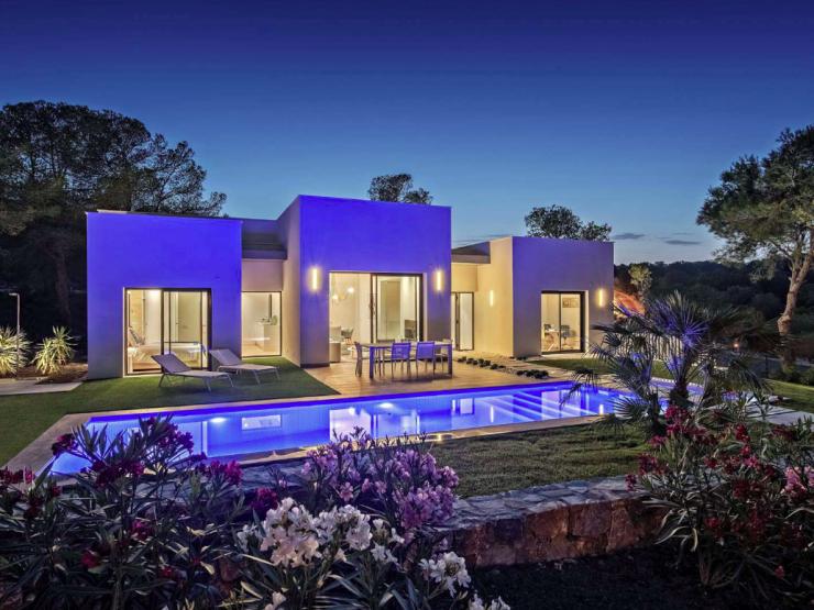 Luxury villa in Lomas de Campoamor, Costa Blanca South, Alicante