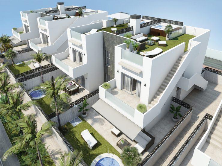 Appartement au dernier étage à Ciudad Quesada, Alicante