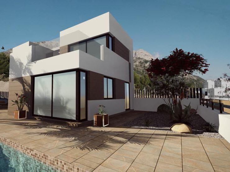Villa in Polop, Costa Blanca North, Alicante