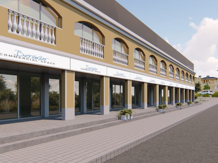 Commercial Unit in Benijofar, Costa Blanca South, Alicante, Spain