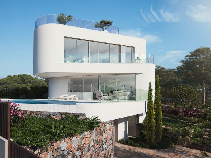 Maison de Luxe à Benidorm-Finestrat, Costa Blanca Nord, Alicante, Spain