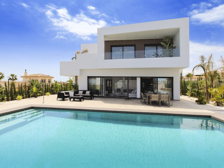 Luxury villa in Ciudad Quesada, Costa Blanca South, Alicante, Spain