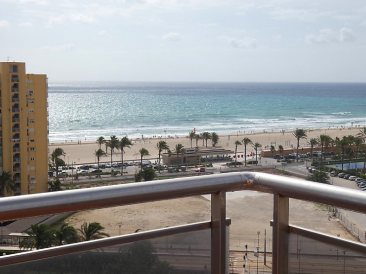 Luxury penthouse with sea views in Playa San Juan, Costa Blanca North, Alicante, Spain