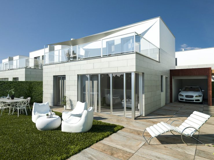 Modern villa in Los Alcazares, Costa Calida, Murcia, Spain