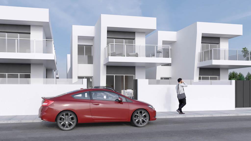 Modern villa in Daya Vieja, Costa Blanca South, Alicante, Spain