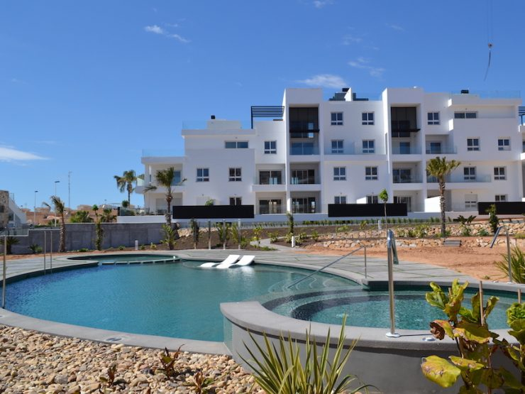 Modern apartment in Punta Prima, Costa Blanca South, Alicante, Spain