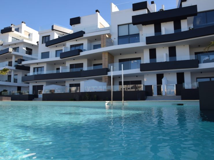 Modern apartment in Los Dolses, Costa Blanca South, Alicante, Spain