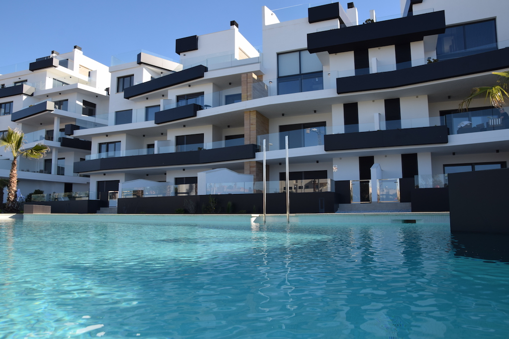 Modern apartment in Los Dolses, Costa Blanca South, Alicante, Spain