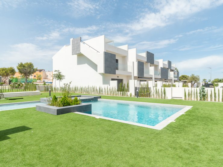 Modern penthouse with lake views, Los Balcones, Torrevieja, Costa Blanca South, Alicante, Spain