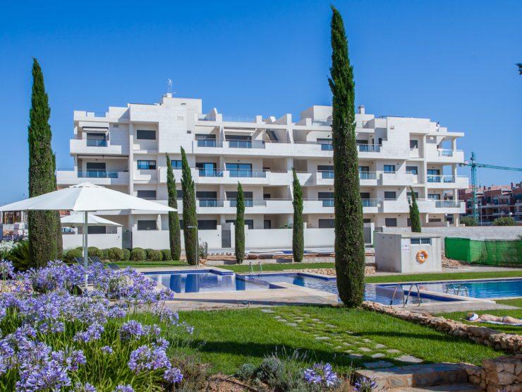 Modern apartment in La Zenia-Villamartin, Costa Blanca South, Alicante, Spain