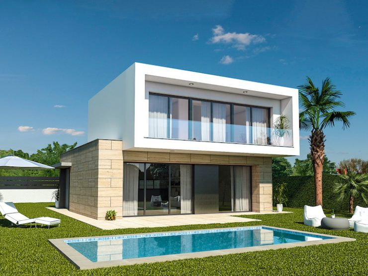 Outstanding modern villa in Roda, Costa Calida, Murcia, Spain