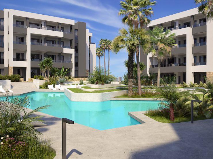 Modern apartment in La Zenia, Costa Blanca South, Alicante, Spain