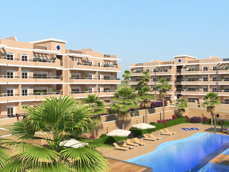 Beautiful apartment in Villamartin, Costa Blanca South, Alicante, Spain